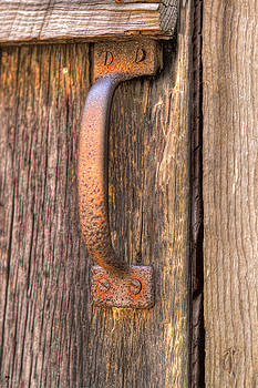 Jason Blalock - Possum Trot Church Door Handle