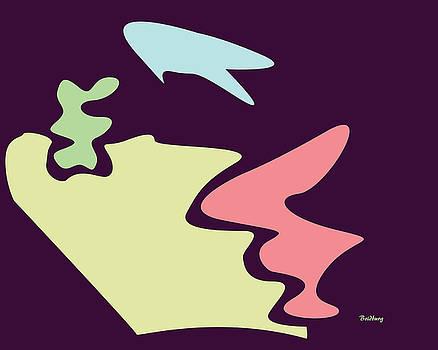 Post Miro by David Bridburg
