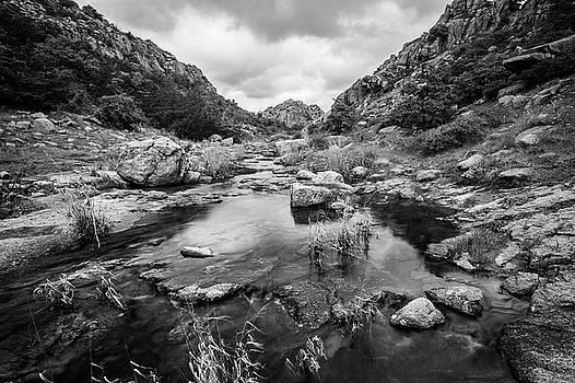 Post Oak Creek by Nathan Hillis