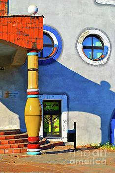 Jost Houk - Post of Hundertwasser