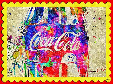 Postage Stamp Cola by Daniel Janda