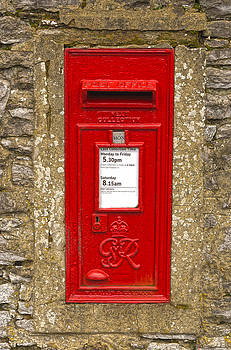 Nick Field - Postbox