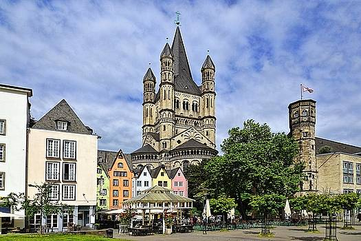 Postcard From Germany  by Lanis Rossi