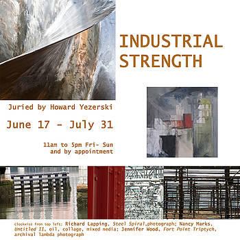 Poster by Industrial Strength