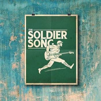#posters #vintage #retro #soldier #song by Dadi Setiadi