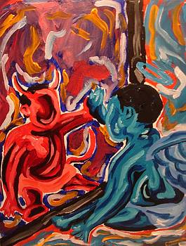 Potential For Good And Evil II by Jason JaFleu Fleurant