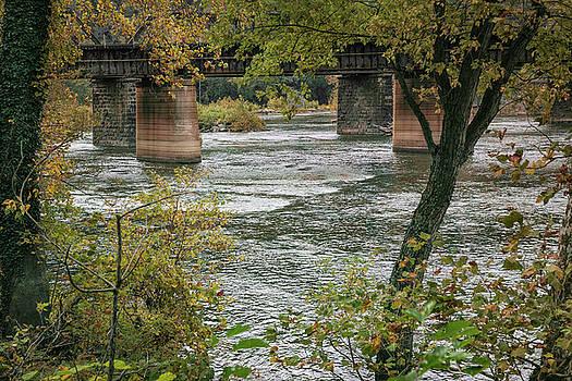 Potomac Autumn by John M Bailey