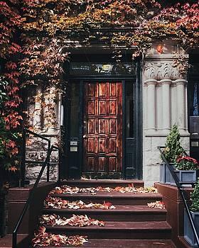 Potpourri doortrait by Brian McWilliams