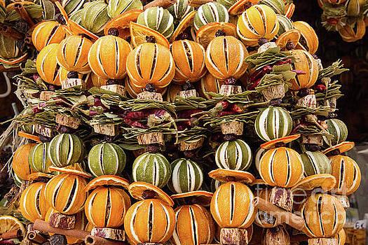 Potpourri Fruit by Bob Phillips