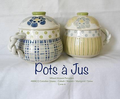 Pots a Jus by Teresa Tromp