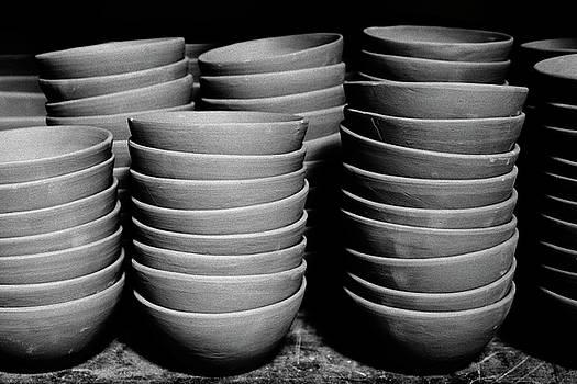 Gaspar Avila - Pottery bowls