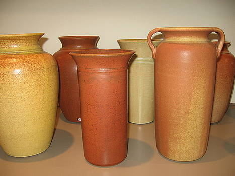 Pottery by Philip Zoercher