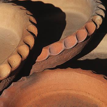 Sandra Bronstein - Pottery Shadows