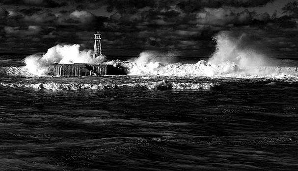 Pounding the Breakwater by Nareeta Martin