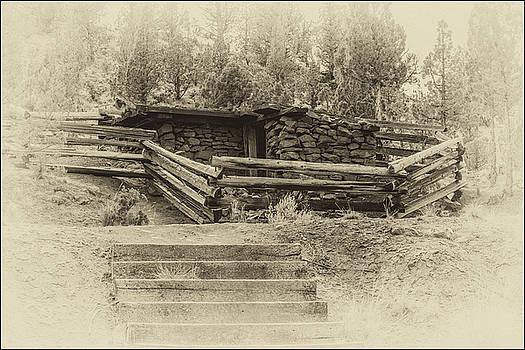 Powder House by Joe Hudspeth