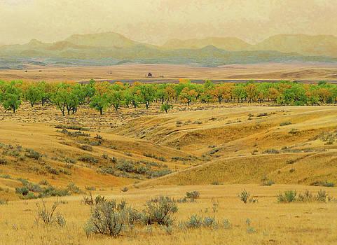 Powder River Prairie Reverie by Cris Fulton