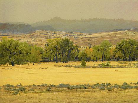Powder River Territory Reverie by Cris Fulton
