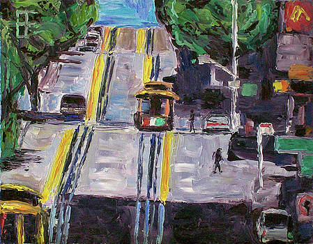Allen Forrest - Powell Street