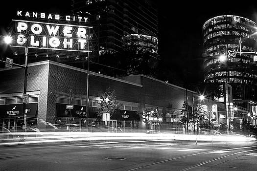 Power And Light District Kansas City by Steven Bateson