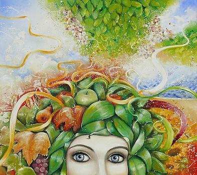 Dreja Novak - Power of Four Seasons