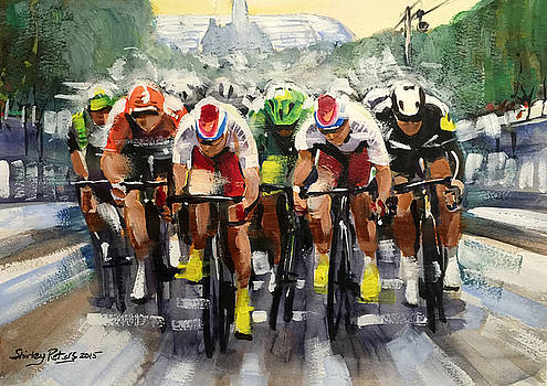 Power Sprint Stage 21 by Shirley Peters