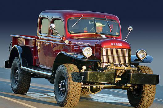 Power Wagon  by Bill Dutting