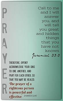 Powered By Prayer by David Norman