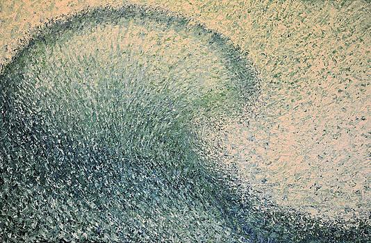 Powerful Wave by Sloane Keats