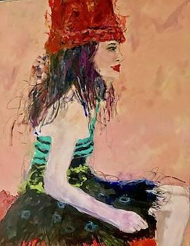 Prada Gal by Sandy Welch