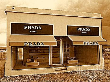 Prada Marfa  by Michael Hoard