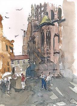 Prague 4 by Gaston McKenzie