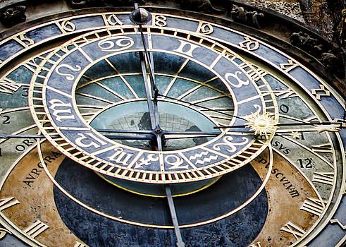 Heather Applegate - Prague Astronomical Clock
