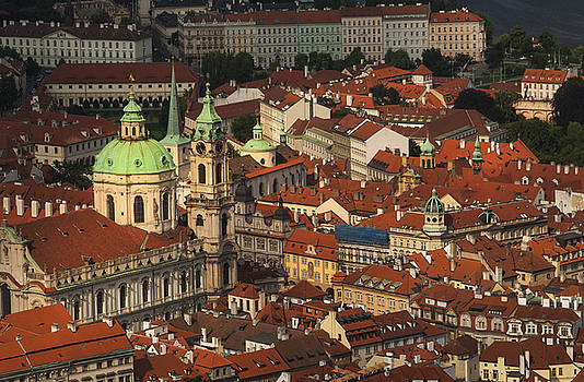 Jed Holtzman - Prague from Above