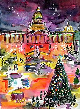 Ginette Callaway - Prague Impressions Christmas Market