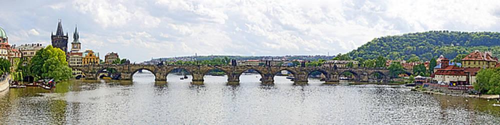 Prague by Leopold Brix