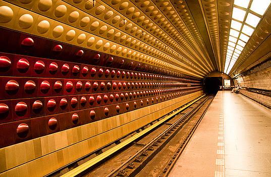 Prague Metro by Freepassenger By Ozzy CG