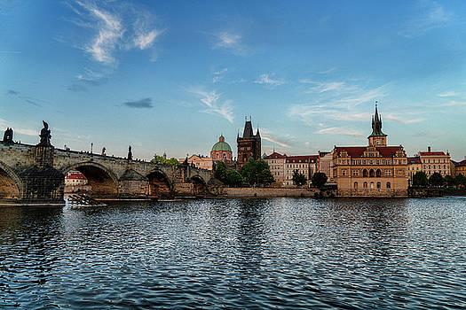 Sharon Popek - Prague Sunset