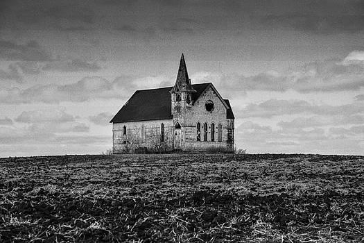 Prairie Church by Betsy Armour