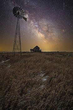 Prairie Dreaming  by Aaron J Groen