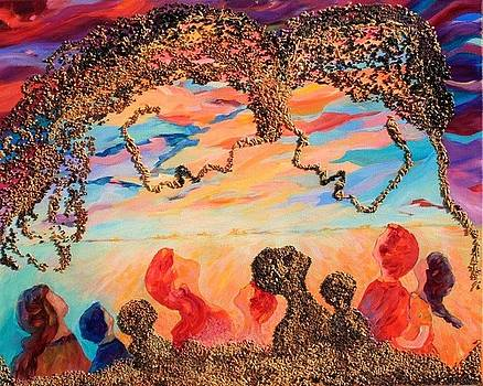 Prairie Grains Feeding the World by Naomi Gerrard