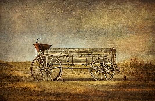 Ray Van Gundy - Prairie Homestead Wagon