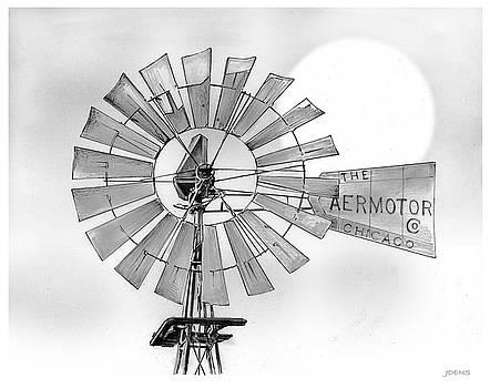 Prairie Sentinel by Greg Joens
