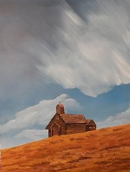 Prairie Solitude by William McCutcheon