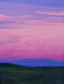 Prairie song by Donald Brewer