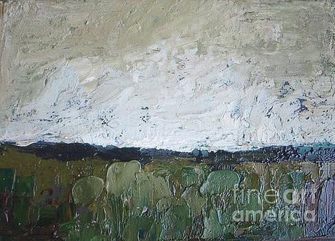 Prairie Sunrise  by Vesna Antic
