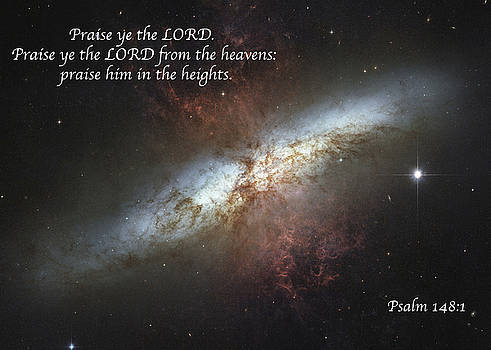 Michael Peychich - Praise Him from the Heavens