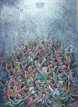 Praise by Reza Badrossama