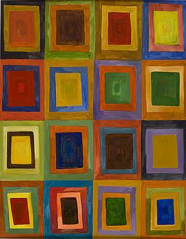 Prana Squares by Sweta Prasad
