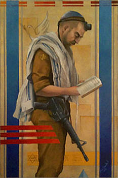 Pray for Peace by Sam Shacked