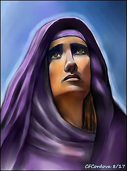 Pray For World Peace by Carmen Cordova